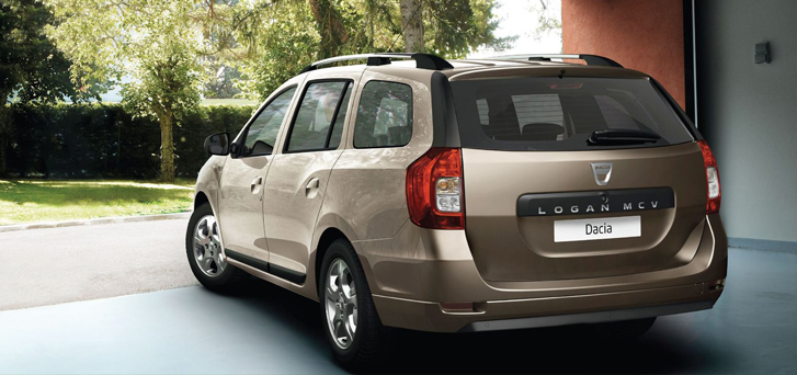Family Cars at Dalaman Airport - 7 Seater Dacia Logan %>