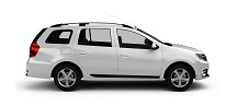Family Car  - Dacia Logan MCV - Diesel 1.5 lt